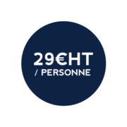 29€HT pour l'atelier entreprise team building Lyon FIN PALLET