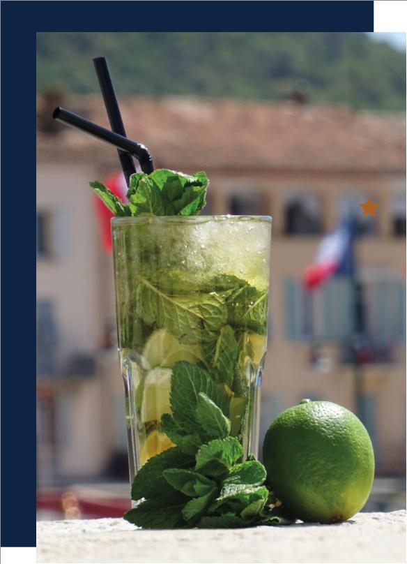 Mojito Lyon bar à cocktail
