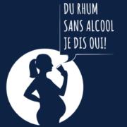 Virgin rhum, sans alcool, femme enceinte, interdit alimentaire, innovation