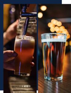 bar événementiel bières et bar a mousse lyon