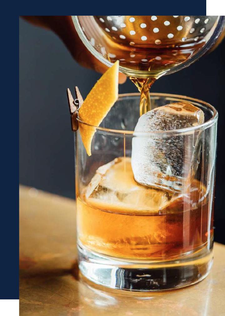 bar whisky ephemere à lyon avec fin Pallet événementiel