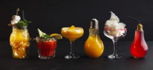 Bar a cocktail éphémère innovant et haut de gamme