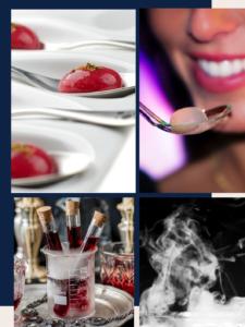 Animation Bar à cocktail moléculaire pour anniversaire, mariage soirée professionnelle
