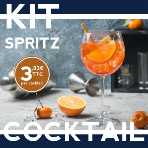 Spritz Fin Pallet Lyon