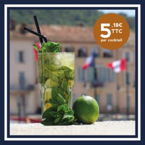 Livraison Cocktail Apéro Lyon