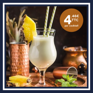 Livraison cocktail apero lyon
