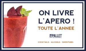 Meilleur Bar livraison Lyon finpallet