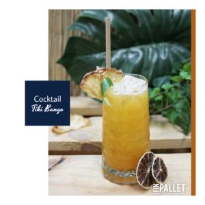 cocktail exotique tiki